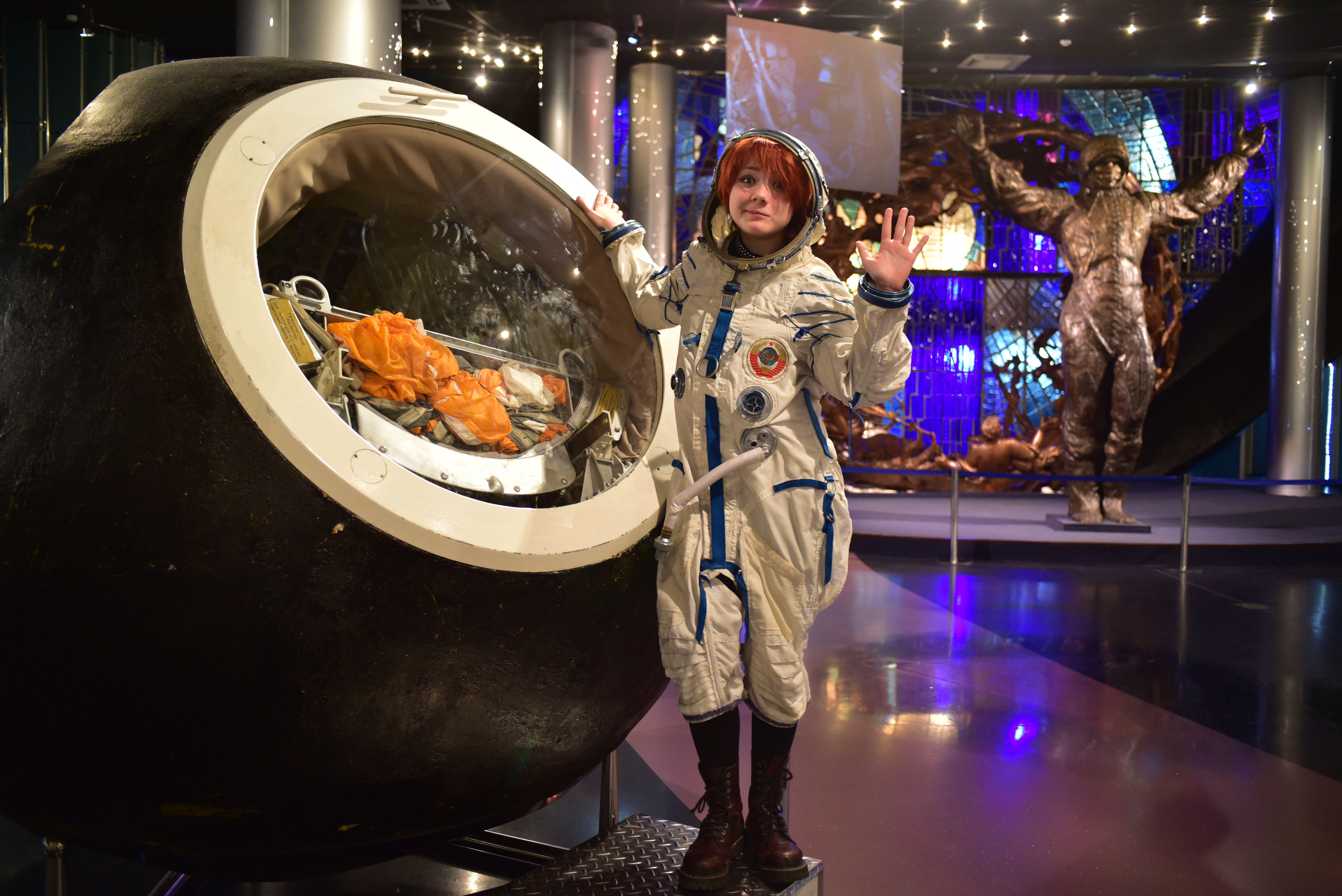 Самым популярным стал Музей космонавтики. Фото: Антон Гердо