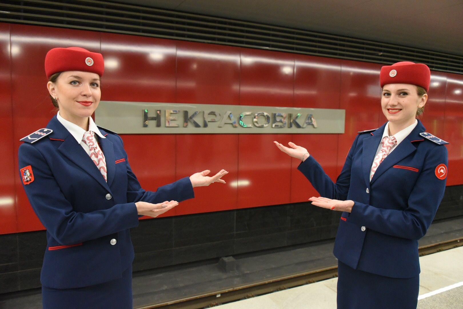 Земельный участок под Некрасовскую линию метро выделили в Москве