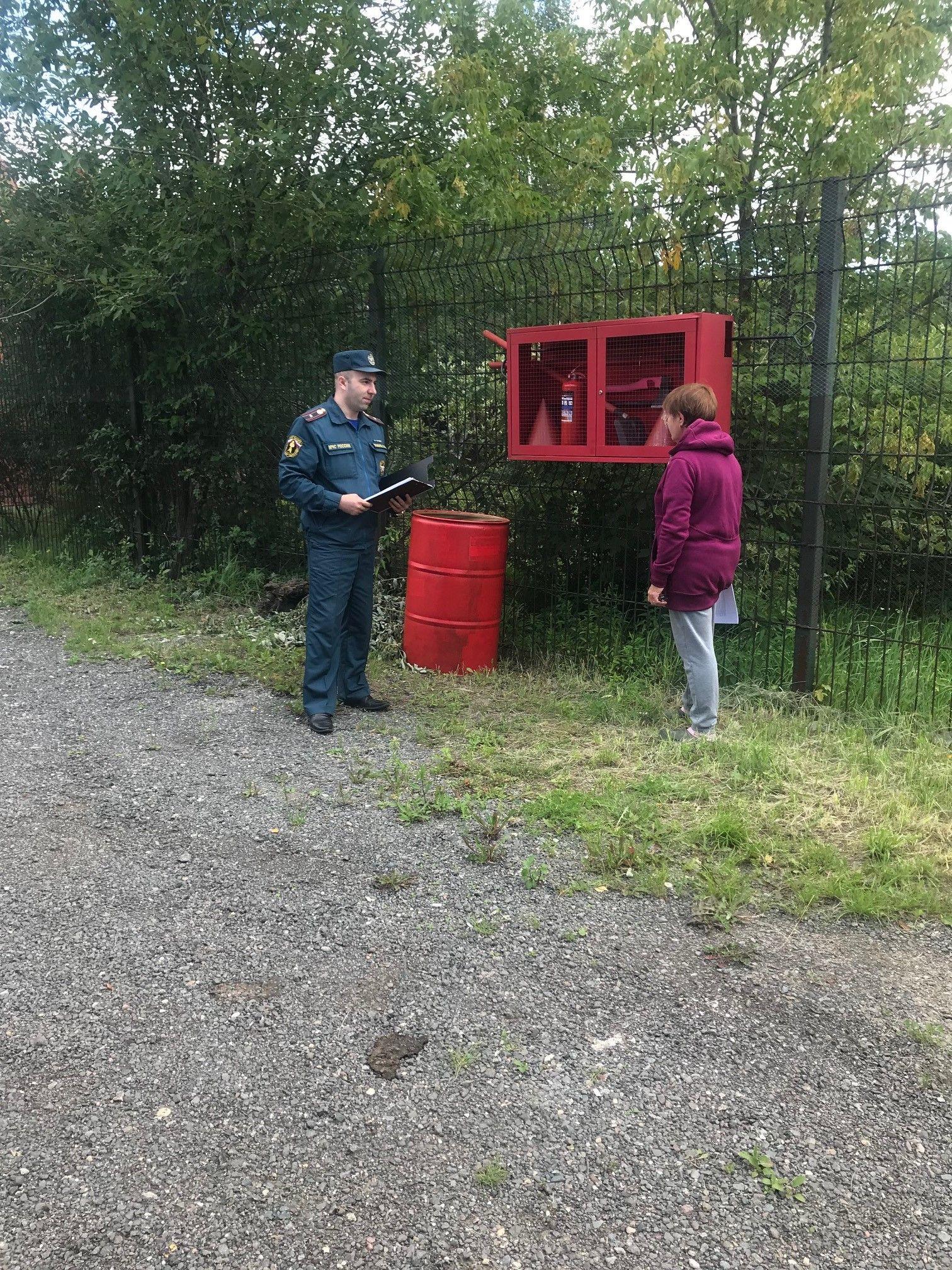 А Вы соблюдаете правила пожарной безопасности на дачных участках?