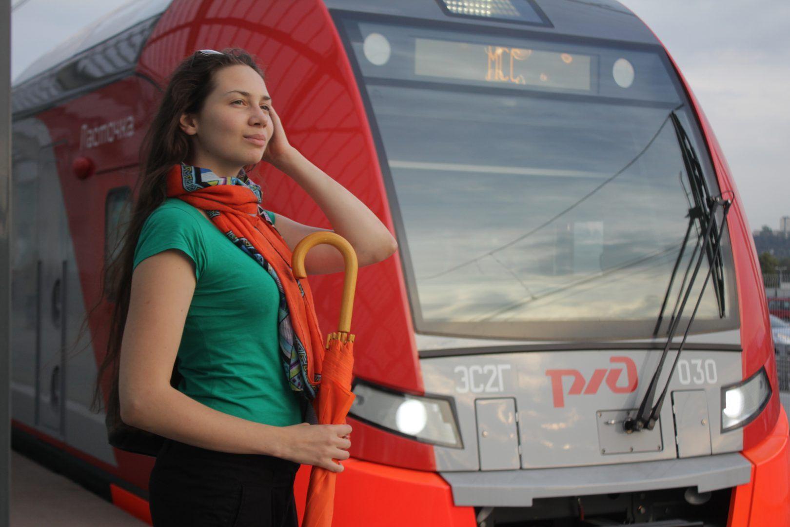 Горожане все чаще выбирают МЦК. Фото: Анастасия Перминова, «Вечерняя Москва»
