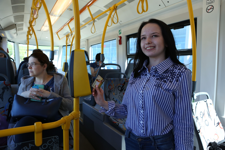 Осенью бесконтактная оплата появится на всех наземных маршрутах Москвы
