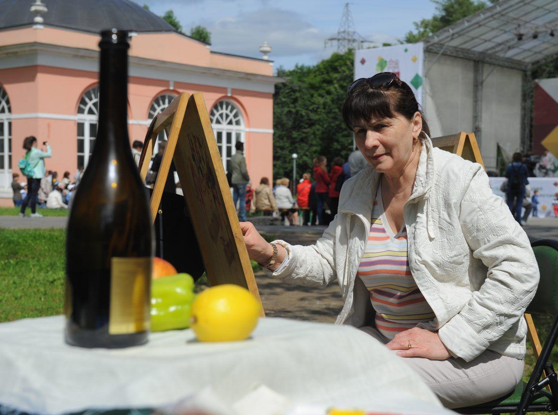 День открытых дверей организуют в культурном учреждении Внуковского. Фото: Александр Кожохин, «Вечерняя Москва»