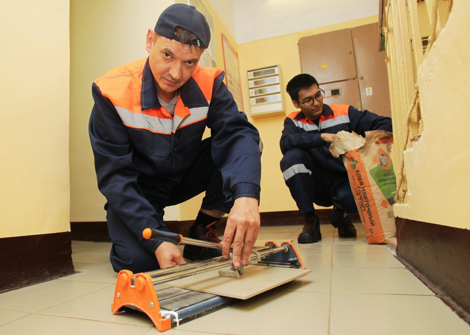 Подрядчики проведут ремонт в школе городского округа Троицк. Фото: Наталия Нечаева «Вечерняя Москва»