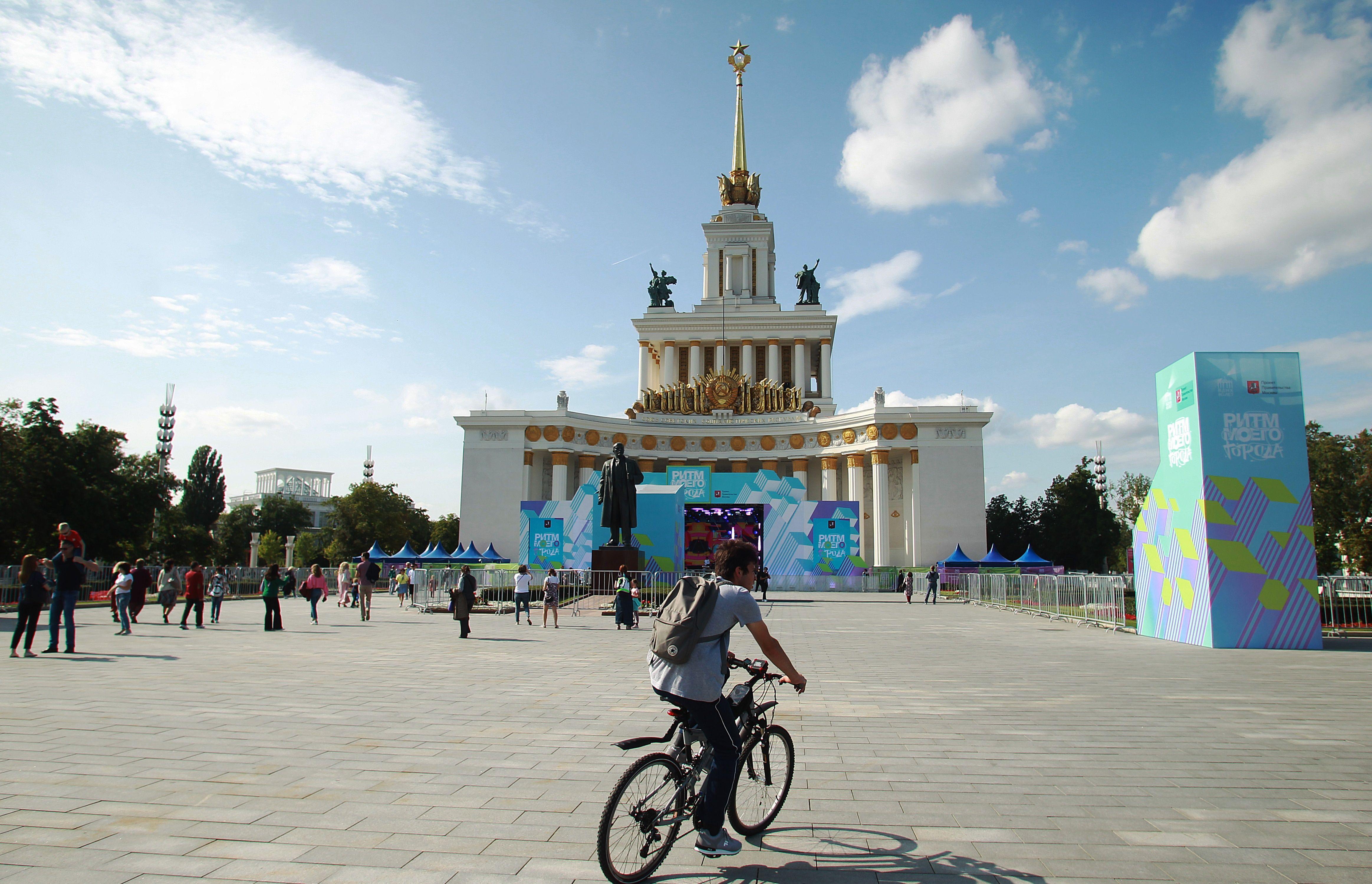 Неделя Street Style пройдет с 19 по 25 августа. Фото: Наталия Нечаева, «Вечерняя Москва»