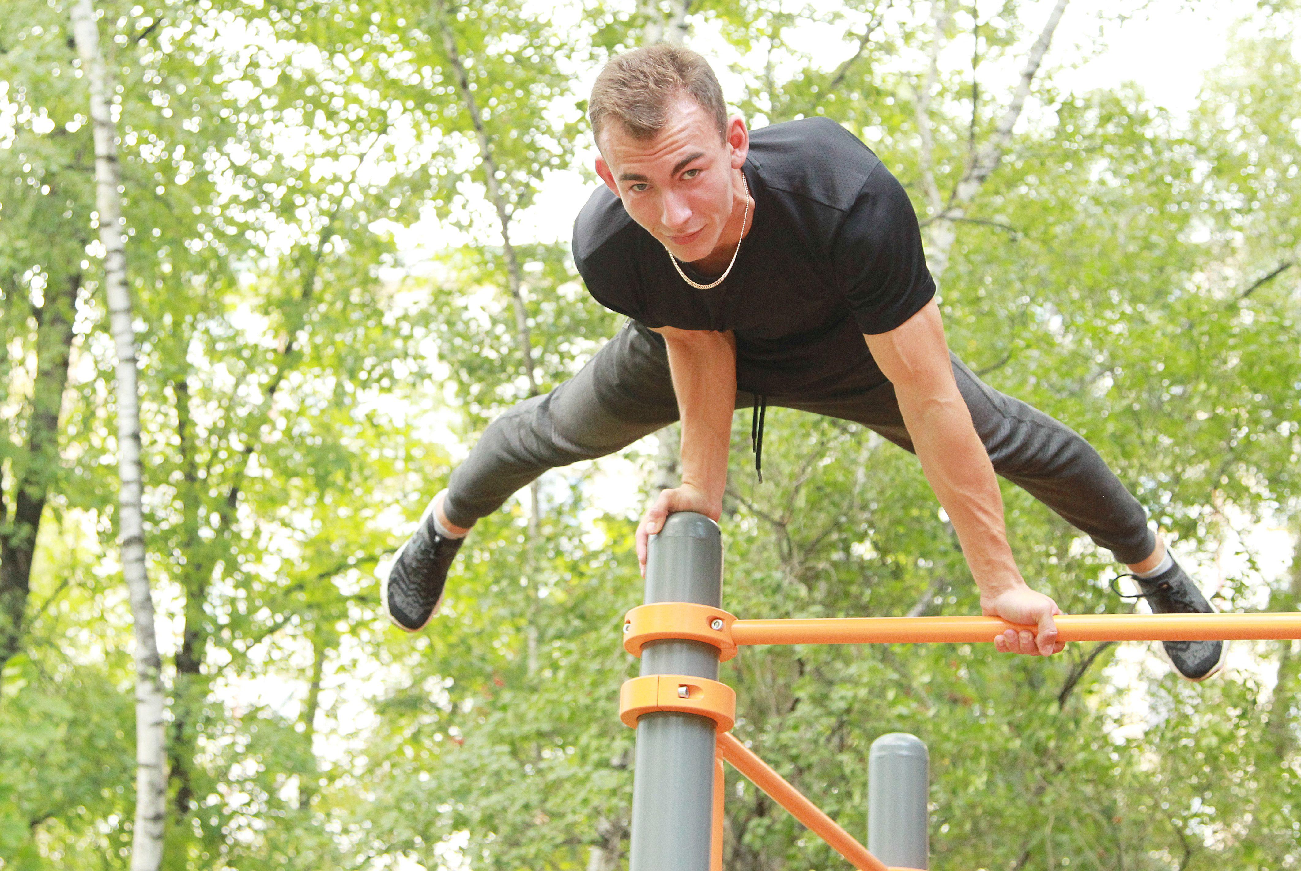 Парк «Филатов луг» в Новой Москве получит спортивные площадки