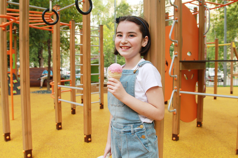 Юные жители Новофедоровского получат детскую площадку