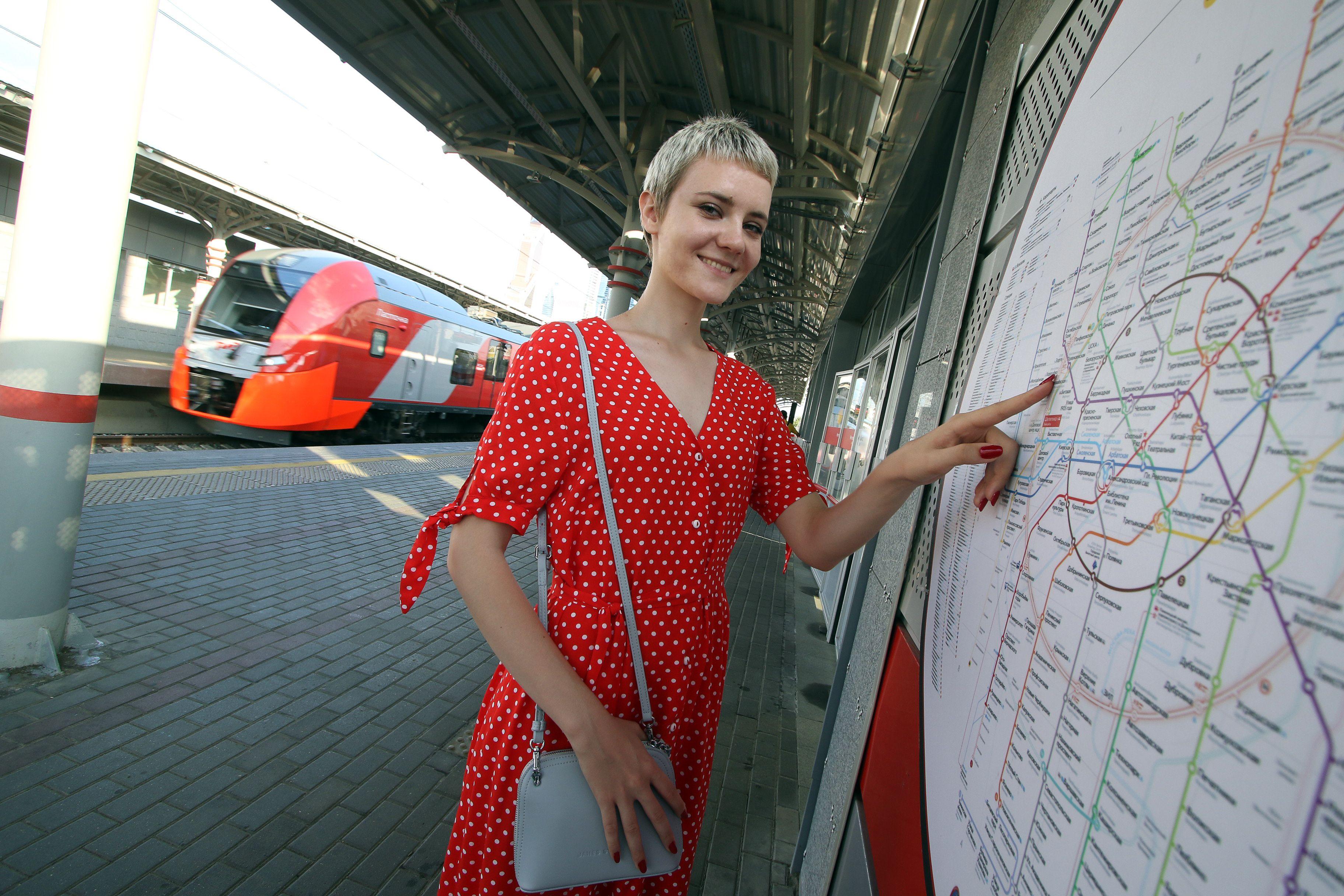 Косметический ремонт ждет метро и МЦК перед осенним запуском МЦД