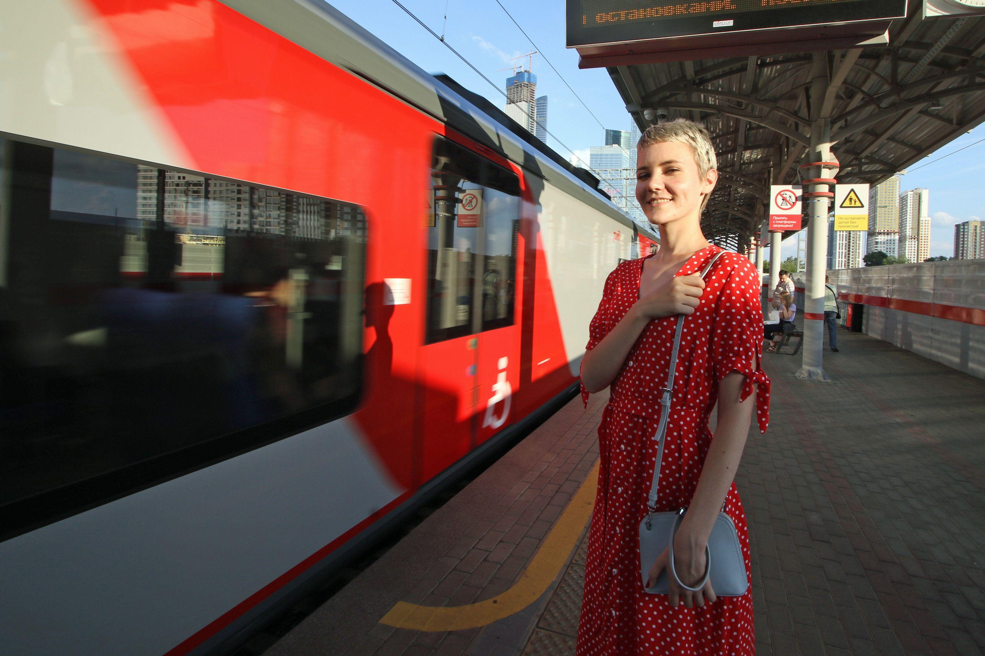 МЦК соединят со всеми железными дорогами до 2020 года