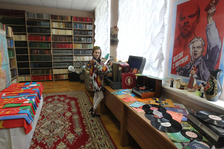 Место, где оживают воспоминания: в Московском открылся Музей Советской эпохи