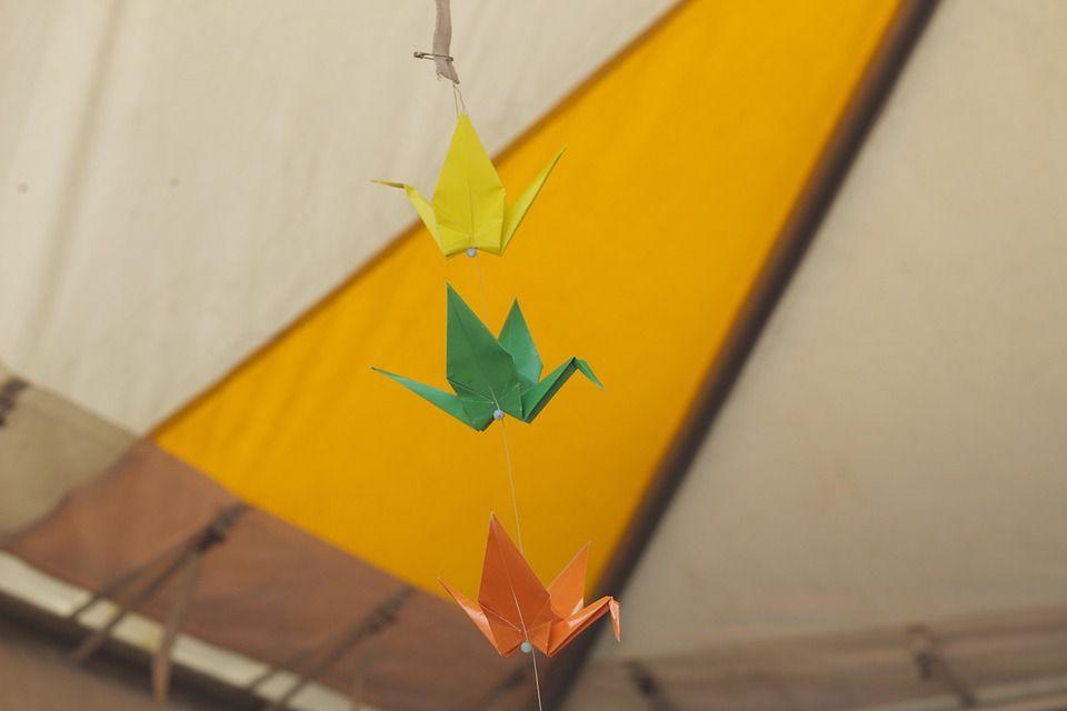 По большей части искусство оригами развивалось в Японии. Фото: pixabay.com
