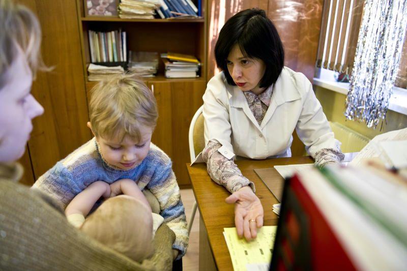 В Москве отменили избыточную медсправку для дошкольников. Фото: архив