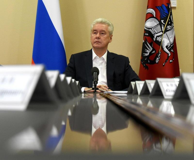 Собянин озвучил планы строительства новых соцобъектов в Щербинке
