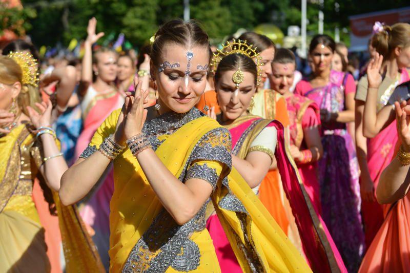 В Сокольниках с 9 по 11 августа пройдет фестиваль «День Индии»