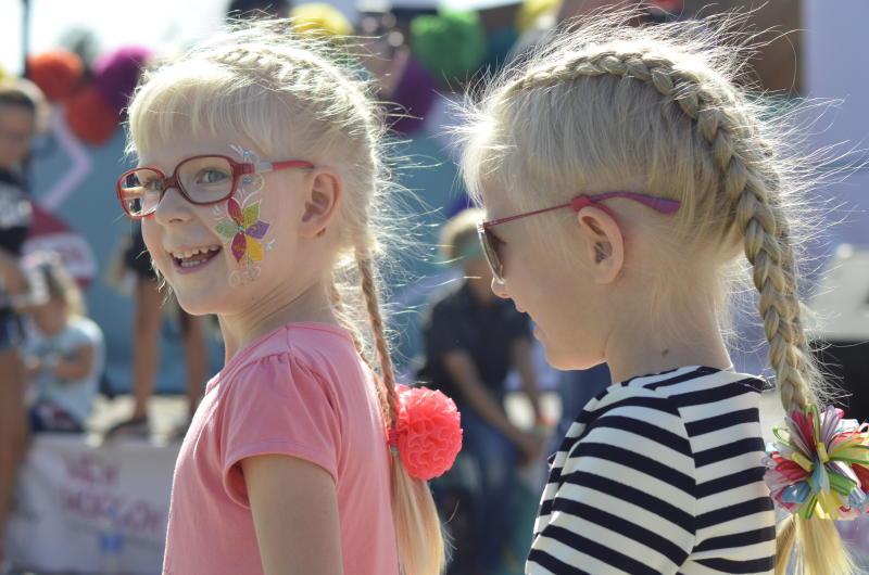 Занятия для детей организовали в рамках семейного фестиваля«Новая Москва»