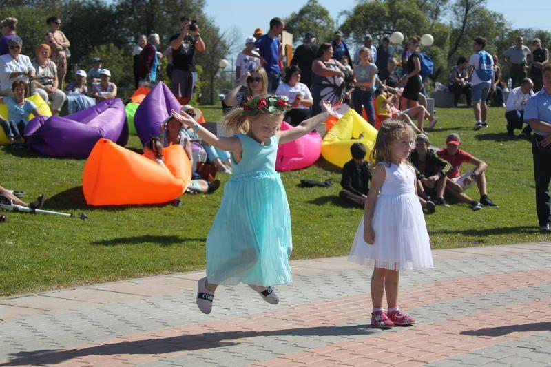 Активисты из Филимонковского посетили окружной фестиваль