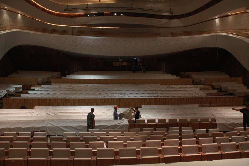 Концертный зал «Зарядье» стал проектом года в области строительства