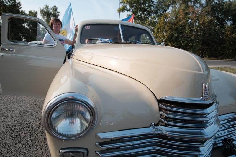 Автомобили Николая II и Сталина покажут гостям ВДНХ в эти выходные. Фото: Максим Аносов, «Вечерняя Москва»