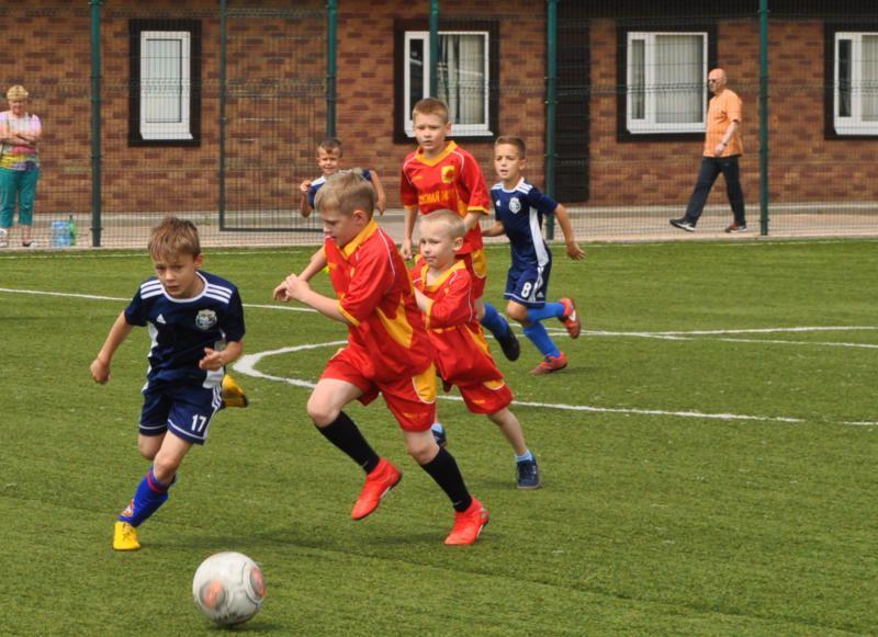 Футболисты из Новофедоровского выступят на турнире. Фото: Никита Нестеров