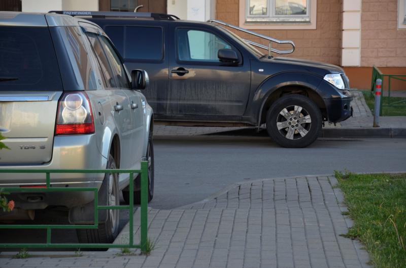 Места для автомобилей создадут в Михайлово-Ярцевском