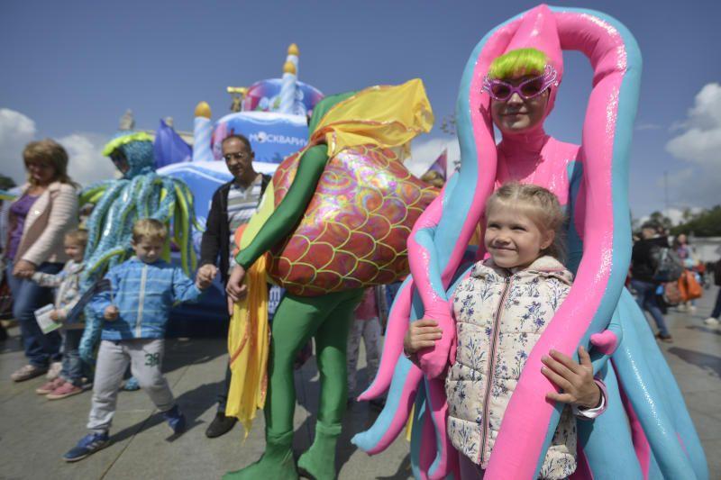 На Сахарова и ВДНХ 31 августа пройдет общегородской фестиваль «PROлето»