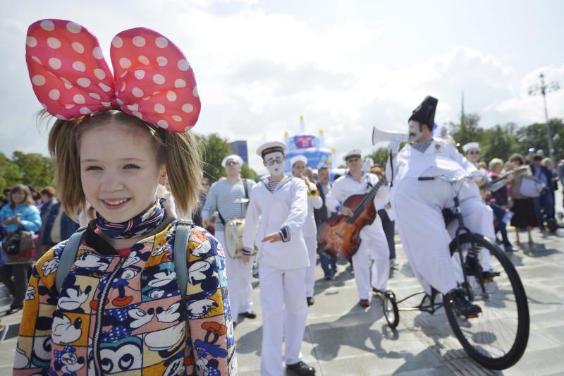 На проспекте Сахарова и ВДНХ 31 августа пройдет фестиваль «PROлето». Фото: Наталия Феоктисова, «Вечерняя Москва»