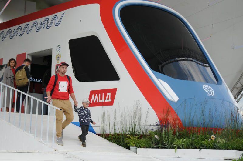 Запуск МЦД разгрузит транспортную инфраструктуру столицы на 10-12%