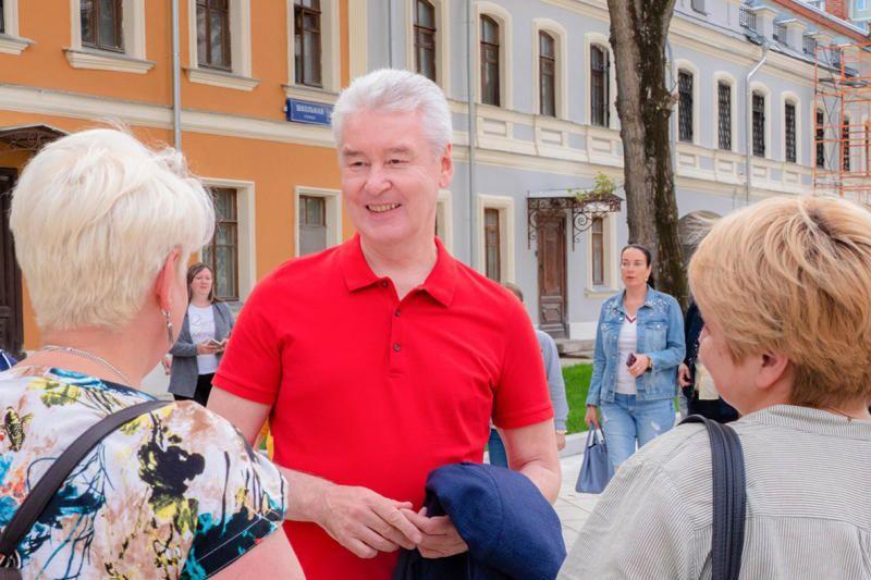 Собянин: Благоустройство парка Победы в Зеленограде завершат к сентябрю