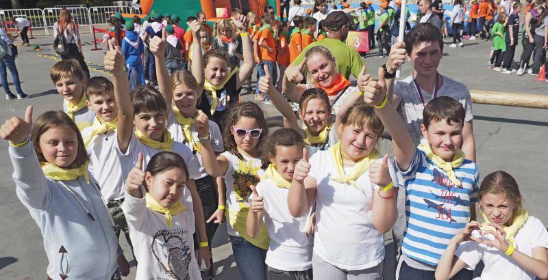 Школьники из Новой Москвы победили в сезонном фестивале