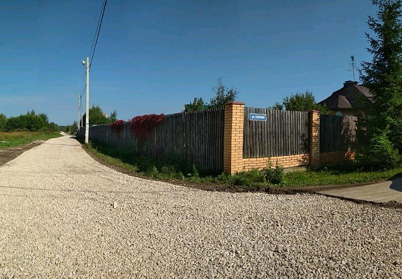 Подрядчики приступили к следующему этапу ремонта дороги в Краснопахорском