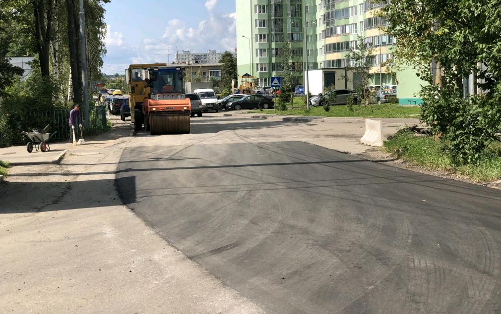 Дорогу в Марушкинском планируют отремонтировать к середине августа