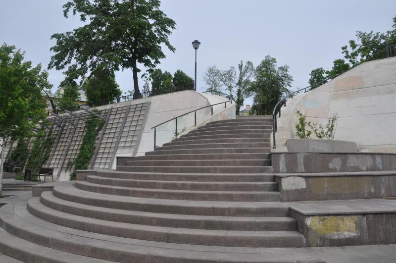 Лестницу Дома культуры отремонтируют в Роговском