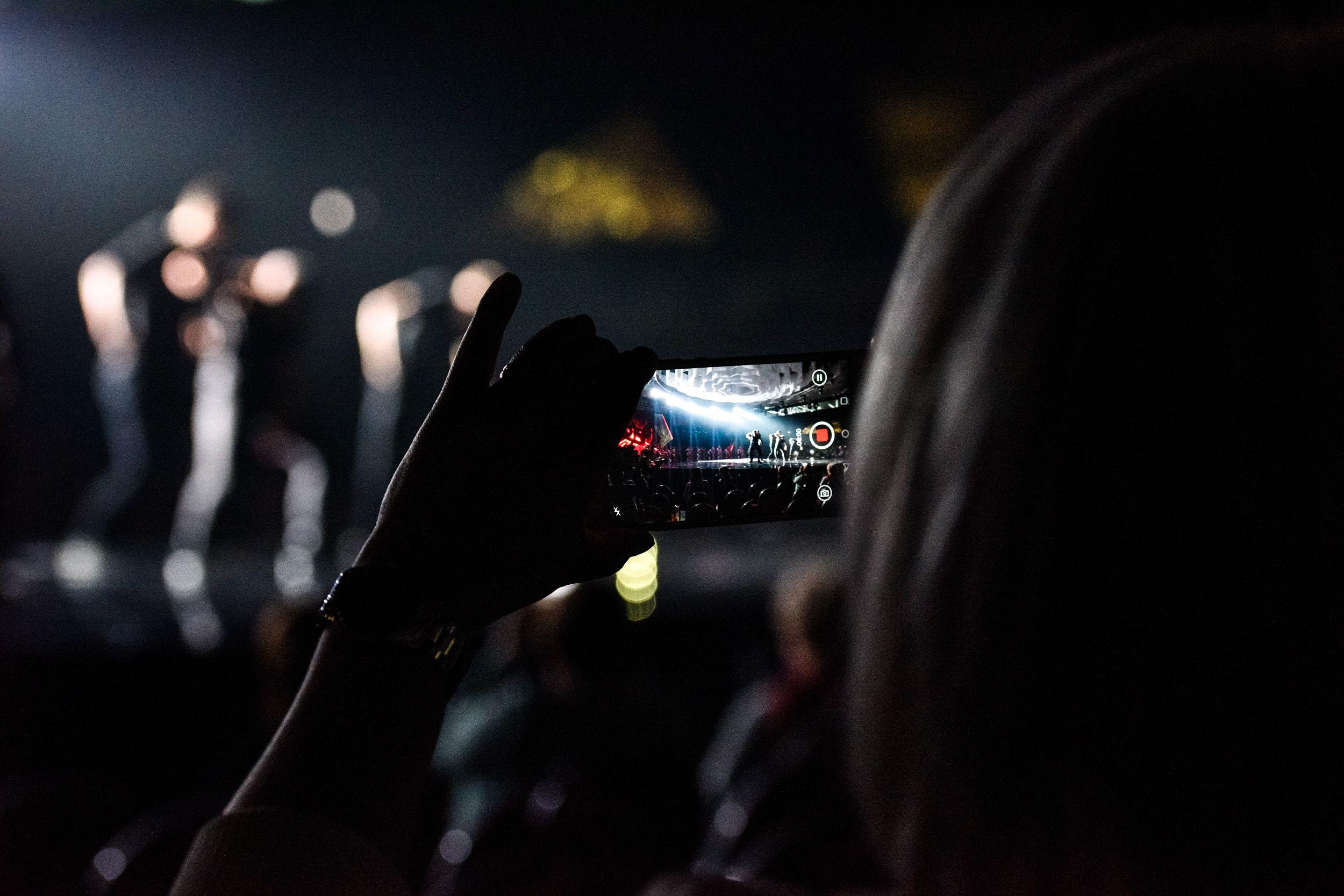 К шести вечера концерт «PROлето» на Сахарова собрал около 40 тыс человек