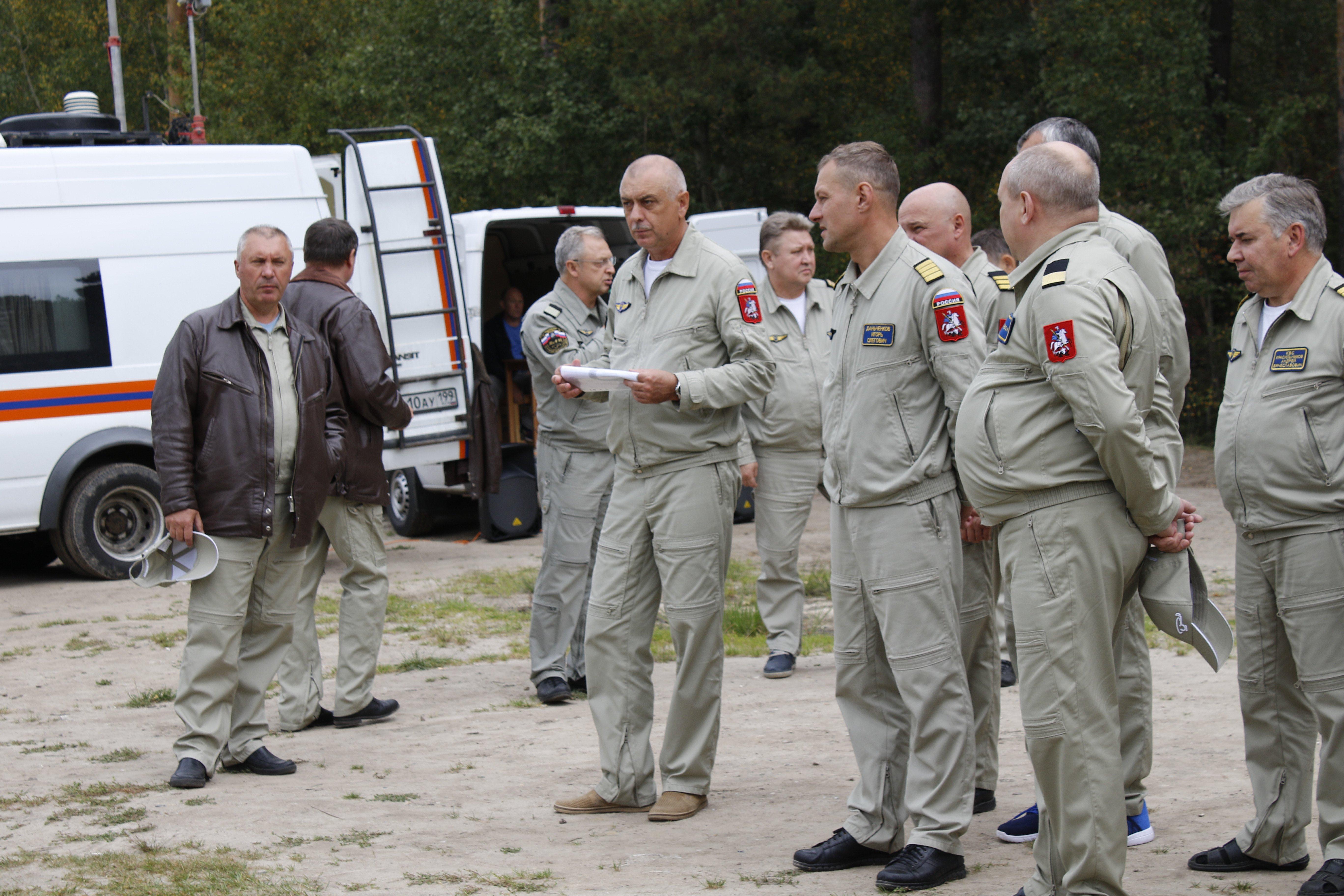 Московский авиационный центр провел ежегодные летно-тактическиеучения