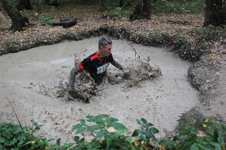 Экстремалы грязи не боятся