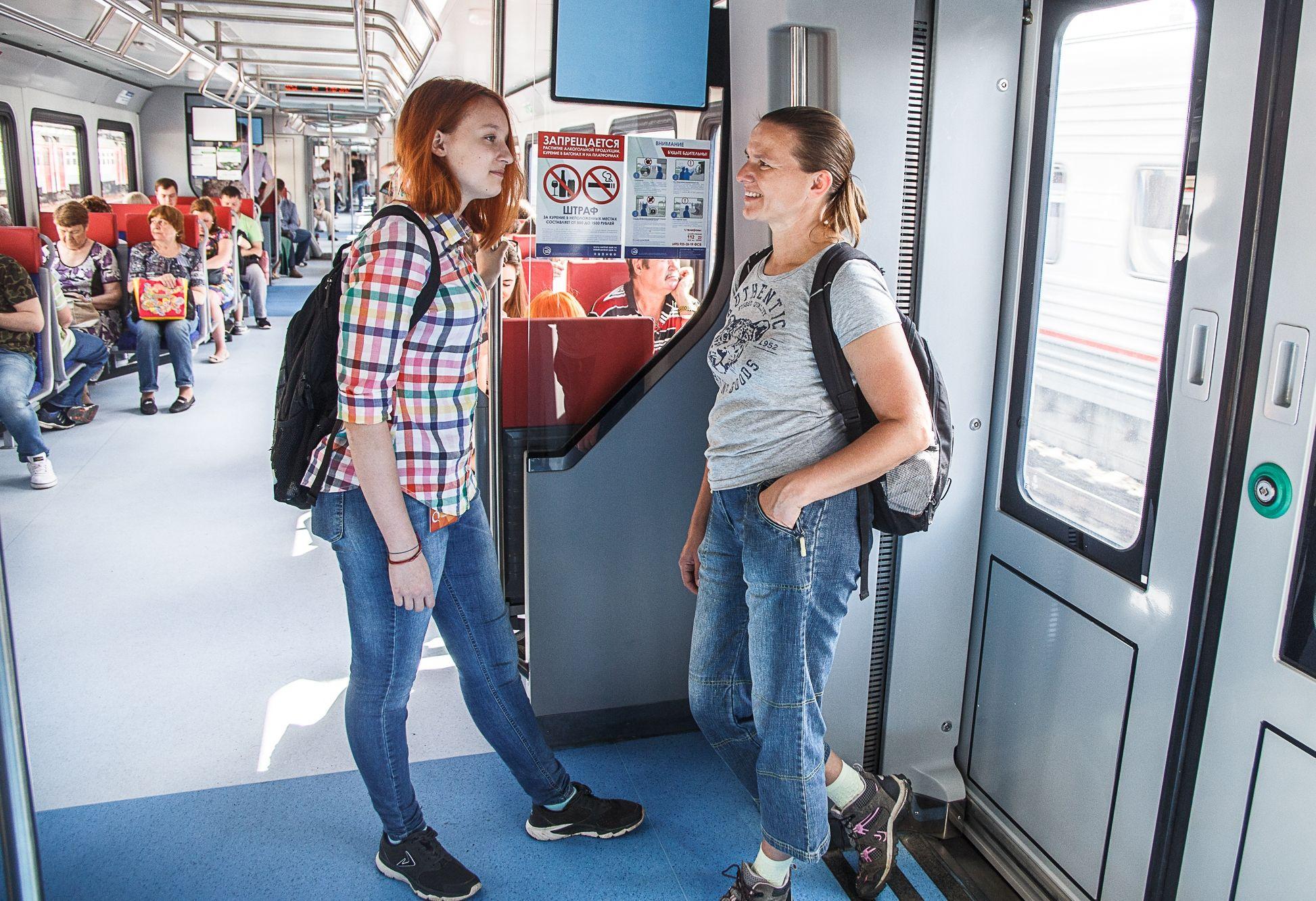 Пассажиры смогут чувствовать себя комфортно и спокойно. Фото: Михаил Подобед, «ВечерняяМосква»