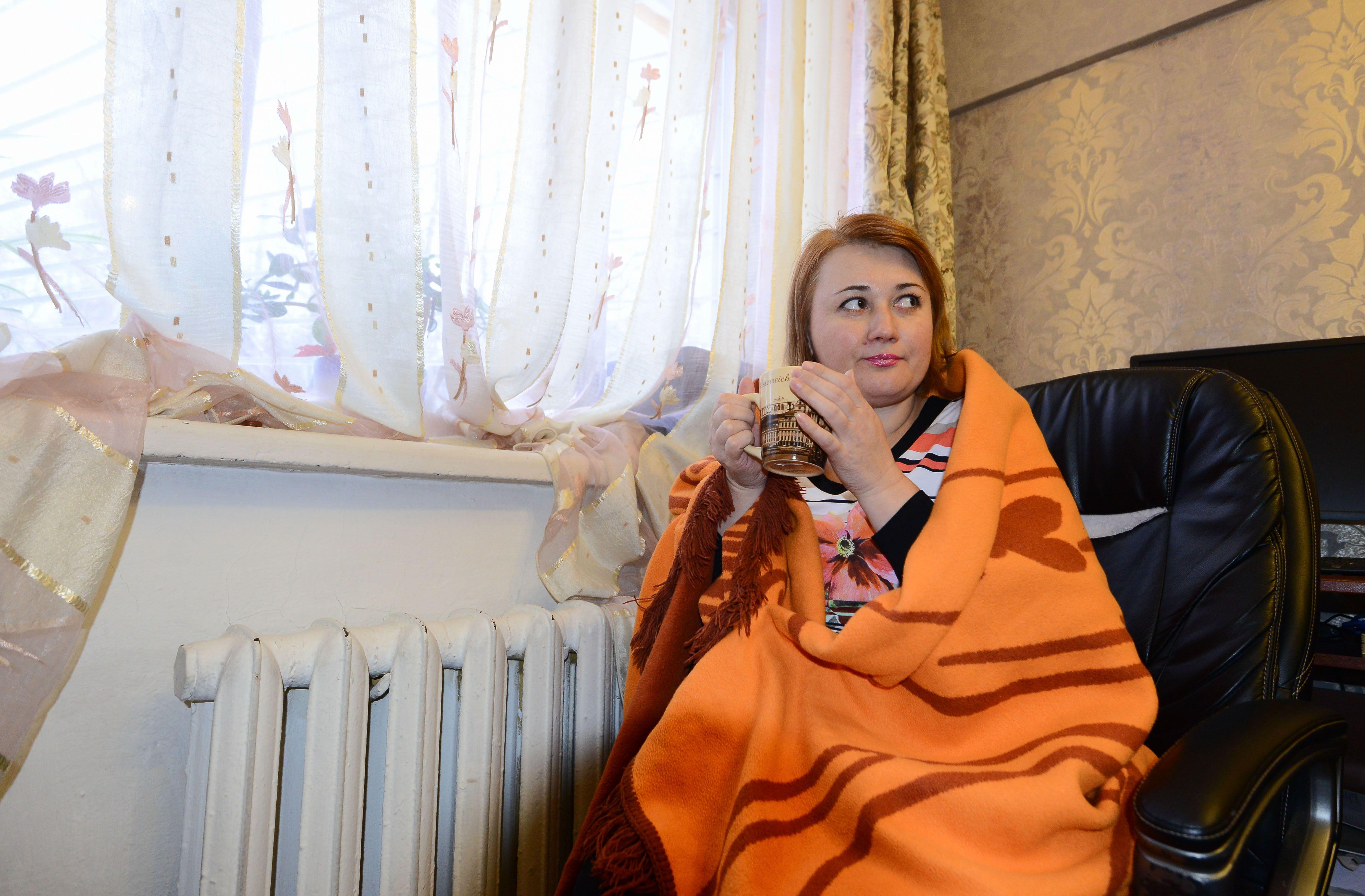 Жилые дома Москвы начали отапливать