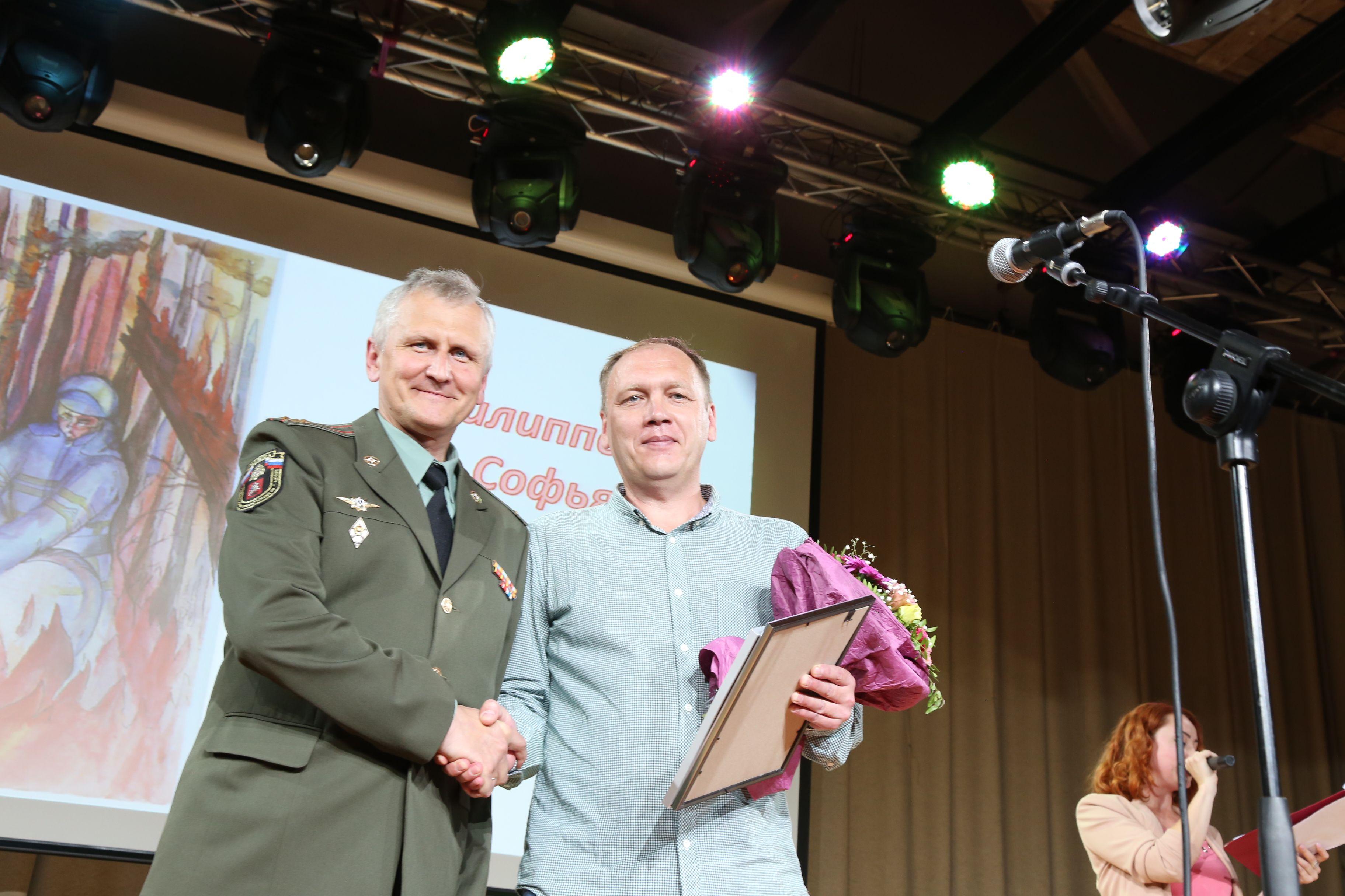 Победителей регионального этапа фестиваля детского и юношеского творчества «Звезда Спасения» наградили в столице