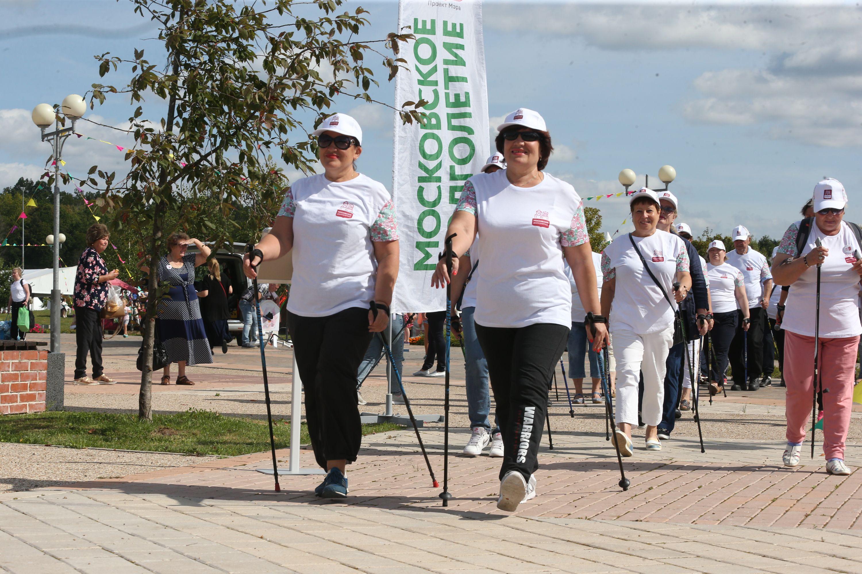 Участники проекта «Московское долголетие» установили восемь мировых рекордов