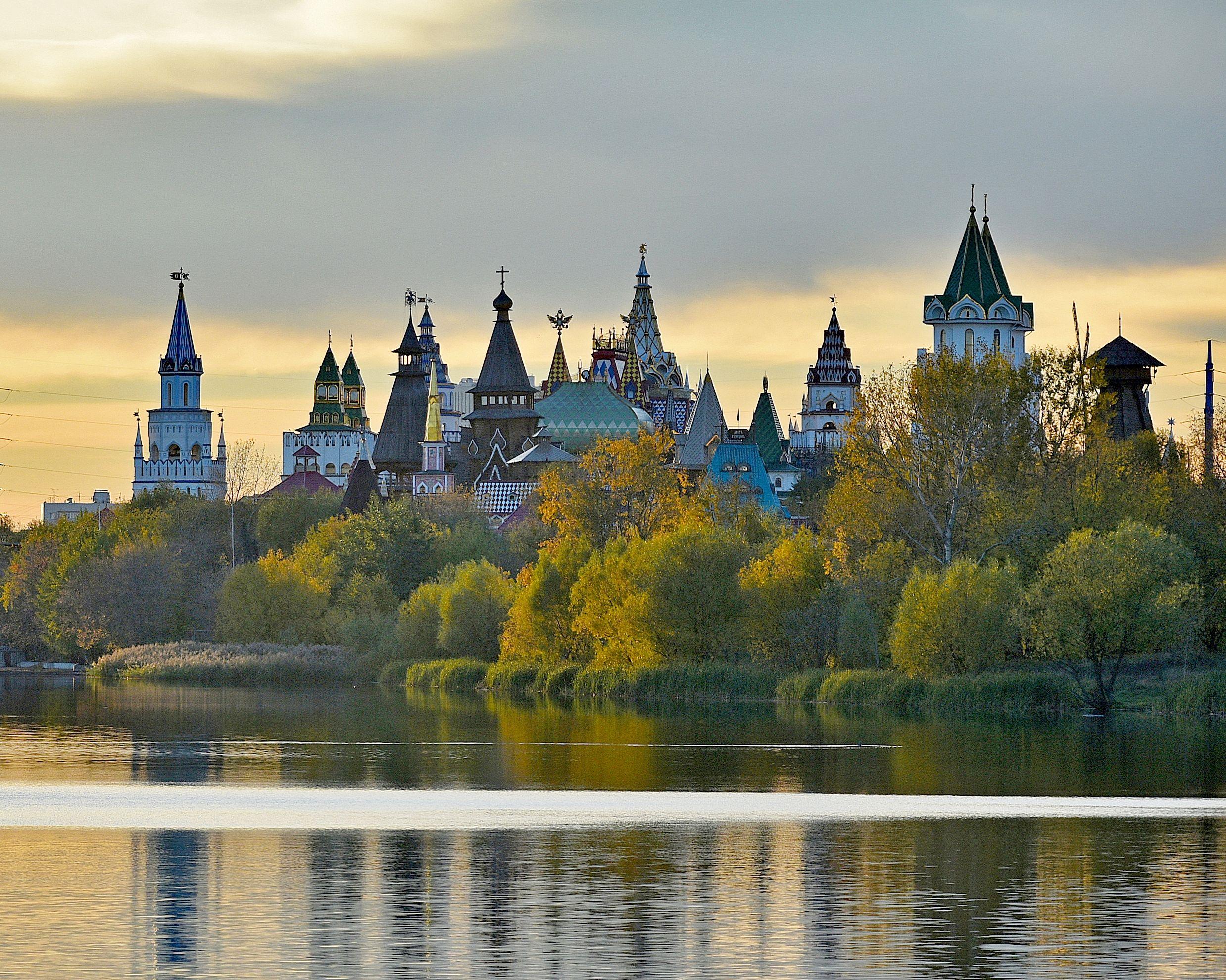 Четверг с 19 градусами станет самым теплым днем недели в Москве