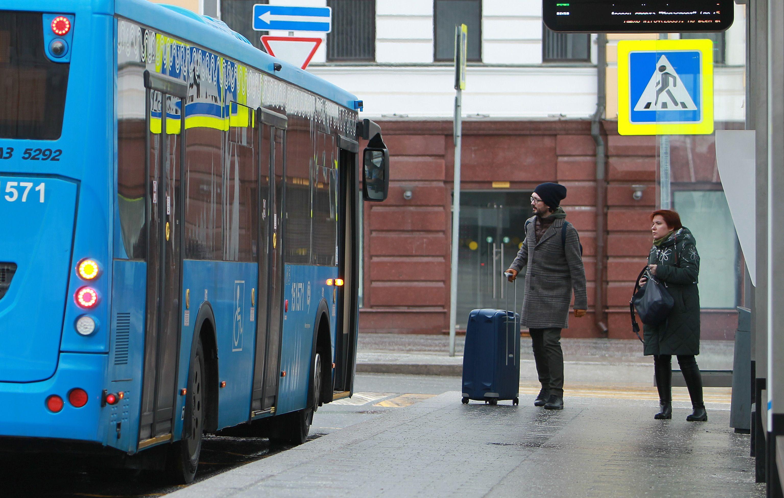 Новый автобус проедет через деревни Фоминское и Жуковка. Фото: Наталия Нечаева