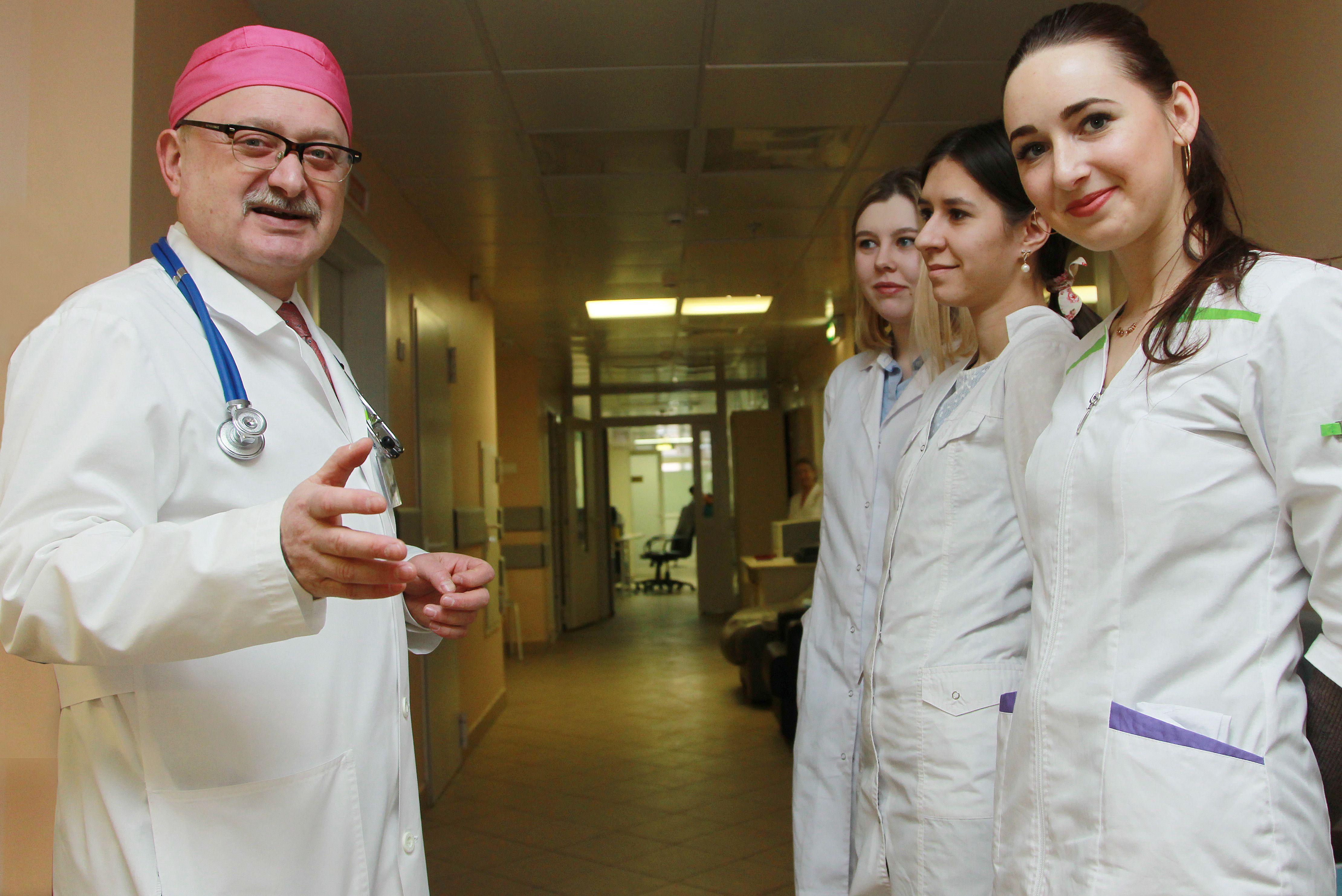 Больницы Москвы объявили «октябрьские» дни открытых дверей