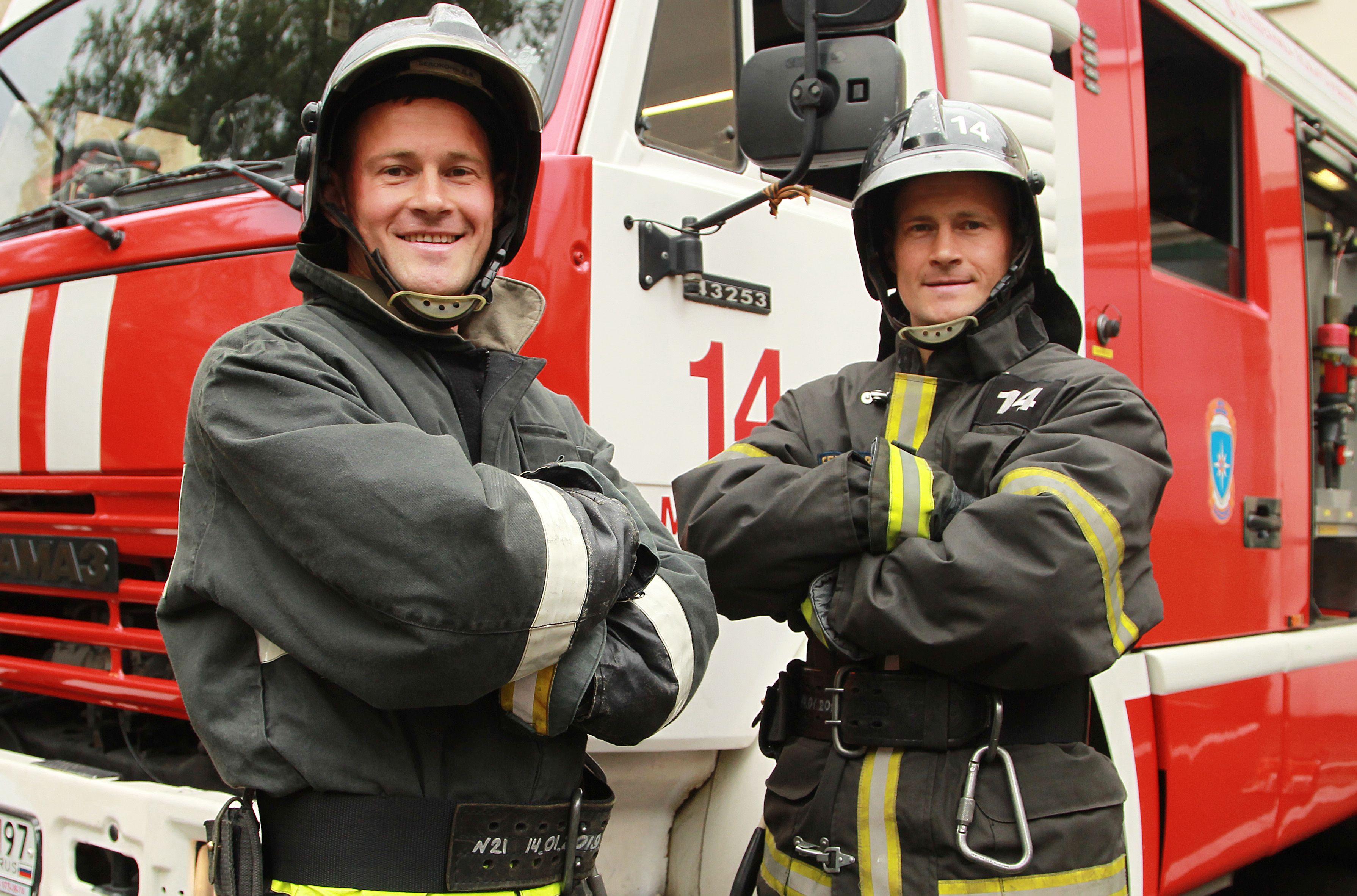 Пожарные успеют вовремя