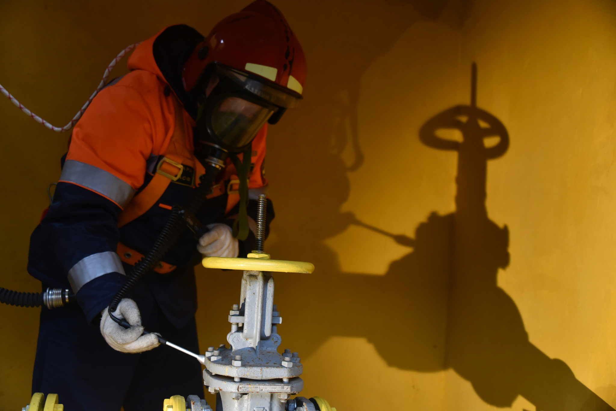 Газопровод высокого давления построят в Московском