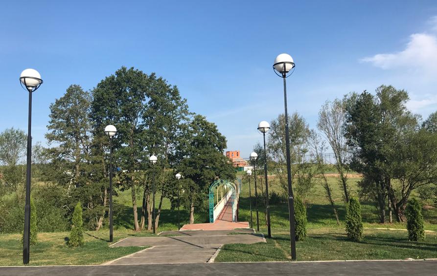 Работы по благоустройству проведут в зоне отдыха в Роговском