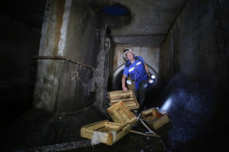 Проект планировки участка канализационного коллектора в Солнцеве утвердили
