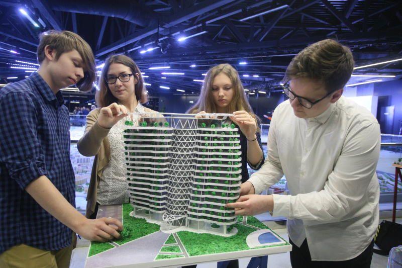 В рамках конкурса выставки «Город: детали» выберет лучший из 135 проектов улучшения городской среды