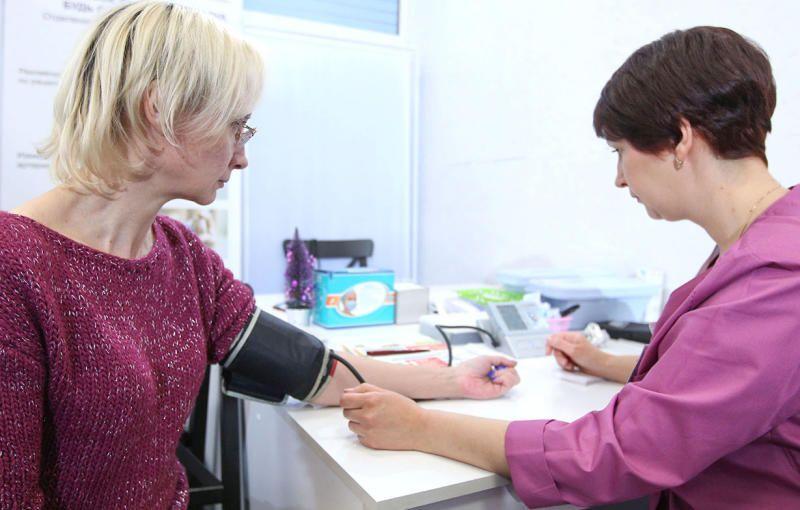 Бесплатные акции проведут в городских поликлиниках