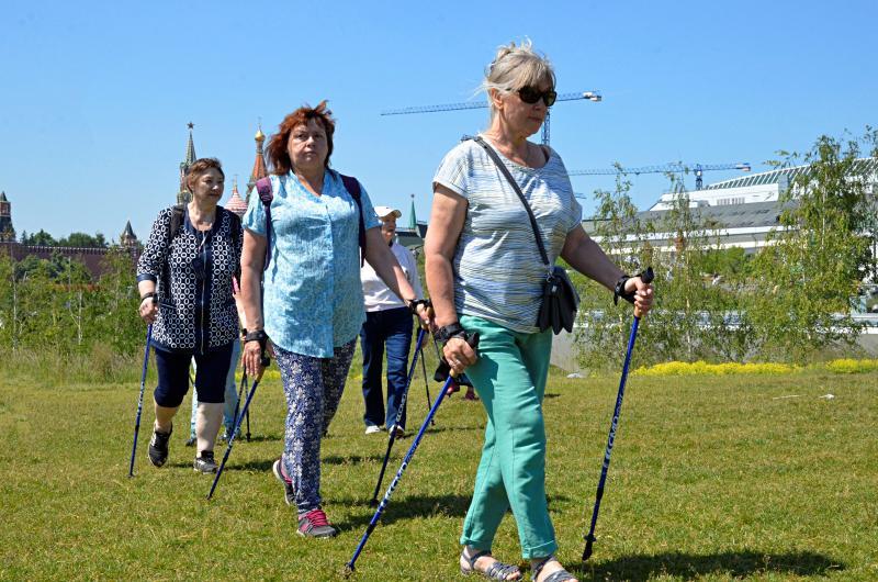 Жители Вороновского присоединились к оздоровительной программе