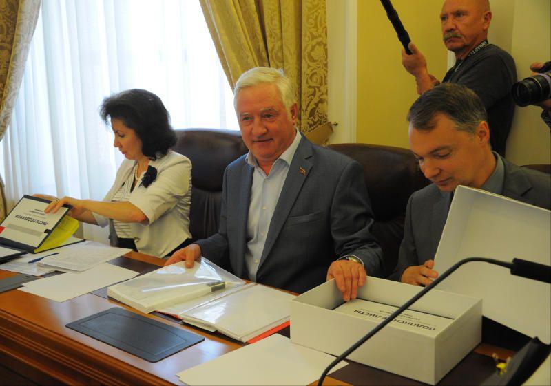 Глава МГИК: Реальных нарушений в ходе голосования в Москве нет