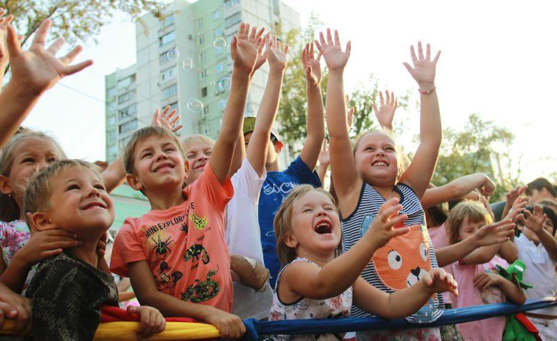 День соседей в Троицке отметили пирогами и мастер-классами